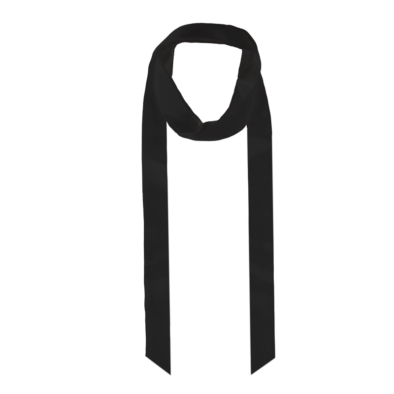 Isolde Scarf - ARE YOU AM I - 1**black