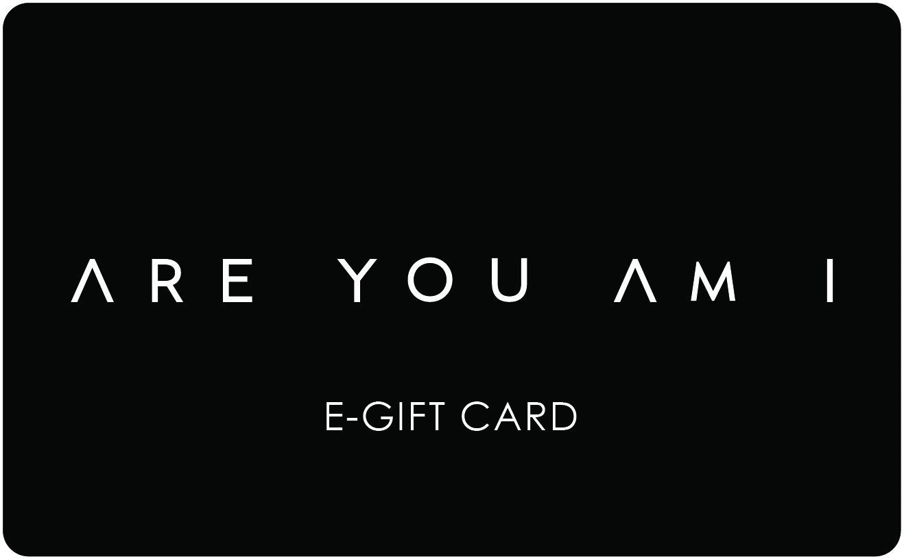 Gift Card - Are You Am I