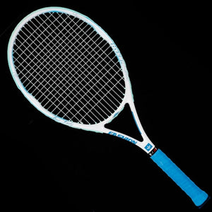 Proffessional Carbon Fiber Tennis Racket 50-55LBS For Adult With Bag Strings Tenis Racket Racquet Padel Women Male Sports