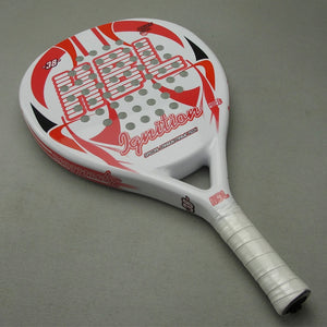 Carbon Fiber Padel Tennis Racket Racquet With Cover Bag