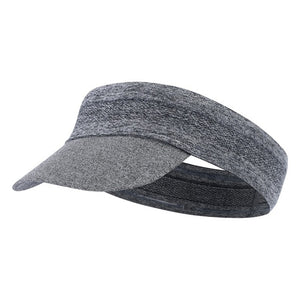 Outdoor Sport Sun Visor Breathable Elastic Sports Visor Cap Ultralight Quick Dry Golf Tennis Running Hats