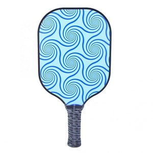Portable Pickleball Paddle PE Cricket Ball Lightweight Carbon Fiber Pickleball Paddle Game Training Sport Equipment