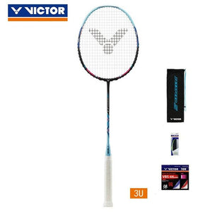 New Original Victor Jetspeed S 3 2SP Badminton Racket Professional Speed Racquet High Quality