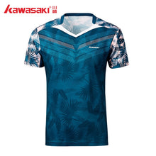 Load image into Gallery viewer, Original Kawasaki Tennis Shirt Badminton T-Shirt Men Quick Dry Short-Sleeve Training T-Shirts For Male Sportswear 2020