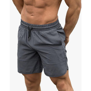 Running Shorts Men Quick Dry Workout Bodybuilding Gym Shorts Spandex Sports Jogging 2020 Pocket Tennis Training Shorts