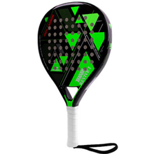 Load image into Gallery viewer, Teloon Padel Tennis Racket Beach Rackets Carbon Fiber Paddle Tennis Racquet With Overgrip EVA Face Women Men Cricket Bat Rackets