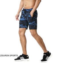 Load image into Gallery viewer, New Men Running Shorts Reflect Fitness Gym Athletic Sport Shorts Male Workout Bodybuilding Tennis Training Shorts