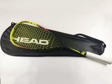 Load image into Gallery viewer, Carbon Head Squash Racket With Squash String Bag Speed Sports Carbon Padel Match Training Racquet Head Raquete De Squash Raqueta