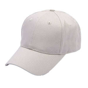 2019 Ponytail Tennis Cap Women Girl Adjustable Solid Snapback Cotton comfort Summer Hats Casual Sport Caps Drop Shipping New