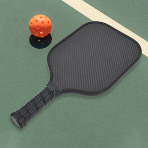 High Quality Brand New Durable Outdoor Sport Portable Carbons Fibers Pickleball Paddle Racquet Training Optimal Balls Control