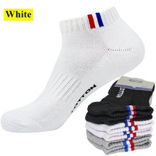 Load image into Gallery viewer, Professional Running Socks Cotton Thick Terry Socks Summer Basketball Tennis Men Sports Socks Shock Absorption Moisture Wicking