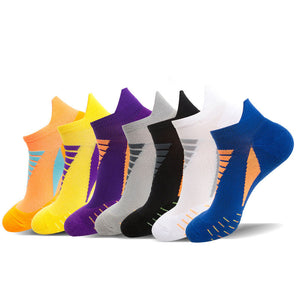 Sports Socks Riding Basketball Running Sports Socks Hiking Tennis Skiing Men And Women Riding Socks