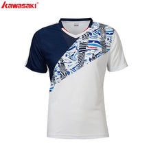 Load image into Gallery viewer, 2020 Kawasaki  Breathable Badminton T-Shirt Men Quick Dry Short-Sleeve Training Tennis Shirts For Male Sportswear ST-R1210