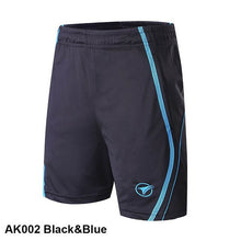 Load image into Gallery viewer, Men Sport Jogging Shorts Women New Quick Dry Tennis Badminton Table Tennis Shorts Running Fitness Gym Training Shorts Sportswear