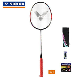 2019 Victor HX 900 Malaysia Korea National Team Badminton Racket Professional All Round Powerful Racquet Best Quality