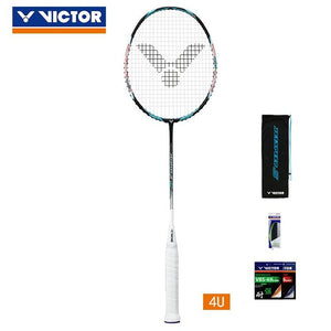 New Victor Jetspeed S 10 11 Js-10 High Quality Badminton Racket Professional Offensive National Team Used Racquet