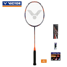 Load image into Gallery viewer, 100% Genuine Victor TK-9900 3U 4U 5U Badminton Racket Professional Offensive Powerful Racquet Best Quality