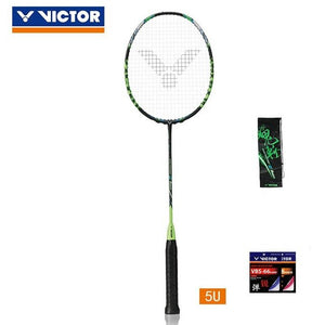 New Six Star  Genuine Victor TK-Onigiri THRUSTER K Badminton Racket Professional Offensive Powerful Racquet The Best Quality