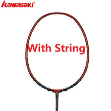 Load image into Gallery viewer, Kawasaki Badminton Racket  Master Mao And  Mao 18 II WOVEN-Ti Technology Badminton Racquet For Senior Players With Badminton Bag
