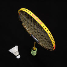 Load image into Gallery viewer, 38LBS High Tension Full Carbon Professional Badminton Racquet Attacked Single Racket With Overgrips Strings Gift Box Q1328CME