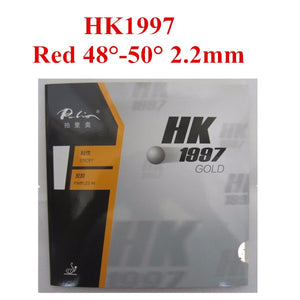 Original Palio 40+ table tennis rubber AK 47 ak47 HK1997 gold table tennis rackets racquet sports pingpong rubber