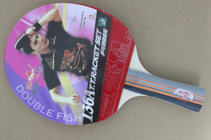 original double fish Beginners Table tennis rackets . finished product Table tennis racquet