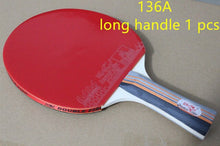 Load image into Gallery viewer, original double fish Beginners Table tennis rackets . finished product Table tennis racquet