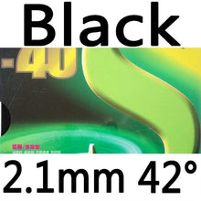 Load image into Gallery viewer, Original 729 729-40S table tennis rubber super spin for backhand table tennis racket racquet sports pimples in rubber