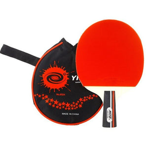 Original Galaxy yinhe 01b/01d table tennis rackets finished rackets racquet sports pimples in rubber ping pong paddles