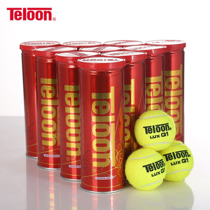24 Tubes/lot Teloon Professional Competition Tennis Ball for tenis Match Top Quality High-end Balls K033-24SPA