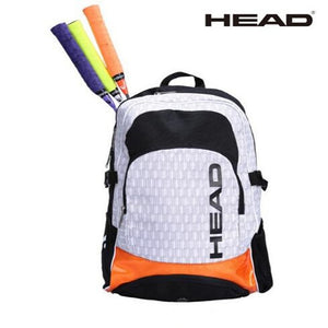 Head Tennis Bag 2-3 Tennis Rackets Backpack Men Tennis Racquet Bag Tenis Raquete Bag Badminton Backpack With Shoes Compartment