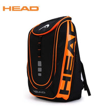 Load image into Gallery viewer, Head Tennis Bag 2-3 Tennis Rackets Backpack Men Tennis Racquet Bag Tenis Raquete Bag Badminton Backpack With Shoes Compartment