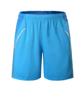 New Men's sports shorts ,Tennis shorts  , Badminton shorts  , Table Tennis shorts 601# XS-4XL size