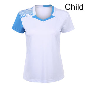 Children Table tennis shirt boy , kids sports Tennis tracksuit , boy Badminton t shirt , Tennis wear shirt 5062B