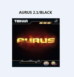 Original Tibhar Aurus SOFT Sound pimples in table tennis rubber rackets racquet sports fast attack loop made in germany