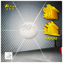Load image into Gallery viewer, Original palio 40+ hadou table tennis rubber blue sponge palio rubber for table tennis racket ping pong paddles racquet sport