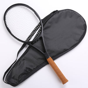 K88 Carbon Fiber tennis racket  black Racquet Pete Sampras Classic Racket GRIP SIZE 4 1/4,4 3/8,4 1/2 with bag