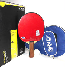 Load image into Gallery viewer, Stiga Allround Classic Master Table Tennis Bat professional offensive racquet sports ping pong finished rackets with bag