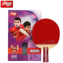 Load image into Gallery viewer, 100% original DHS Table Tennis Racket 4002 4006 4007 Ping Pong Paddle Table Tennis Racquets indoo sports Raquete