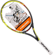 Load image into Gallery viewer, HEAD Tennis Rackets For Men Women Top Quality Champion Professional Attitude Pro Rackets For Tennis Shockproof Man Racquets Bag