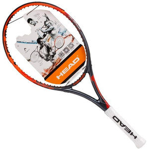 HEAD Tennis Rackets For Men Women Top Quality Champion Professional Attitude Pro Rackets For Tennis Shockproof Man Racquets Bag