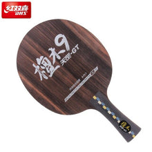 Load image into Gallery viewer, original dhs DI-GT 9 PLY PURE WOOD table tennis blades for ping pong racket professional Sandalwood quick attack racquet sports