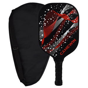 Pickleball Paddle with Graphite Face & Polymer Honeycomb Core,Balanced Weight,Low Profile Edge,Meets USAPA Specifications