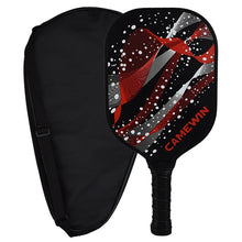 Load image into Gallery viewer, Pickleball Paddle with Graphite Face & Polymer Honeycomb Core,Balanced Weight,Low Profile Edge,Meets USAPA Specifications
