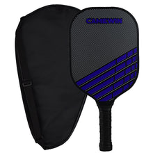 Load image into Gallery viewer, Graphite Blue Pickleball Racket With Polymer Honeycomb Composite Core Low Profile Edge Bundle  Indoor Outdoor