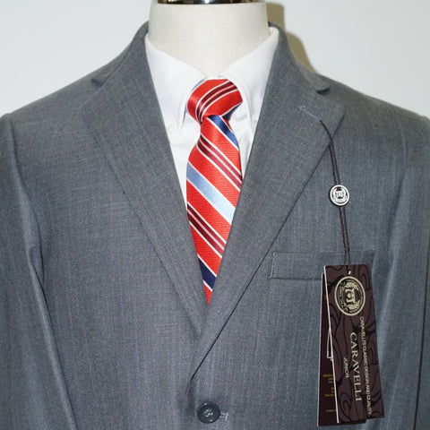 Boy's Suit - Light Grey