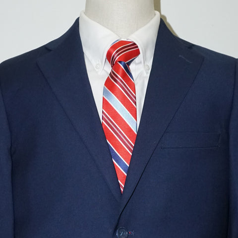 Boy's Suit - Fashion Blue