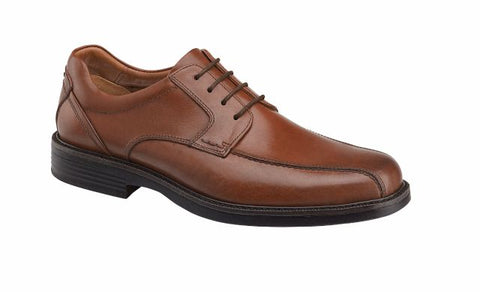 Johnston & Murphy Stanton Lace-Up - Tan
