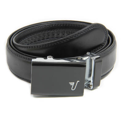 "Mission Belt - Black with Black Buckle ""The Vader"""