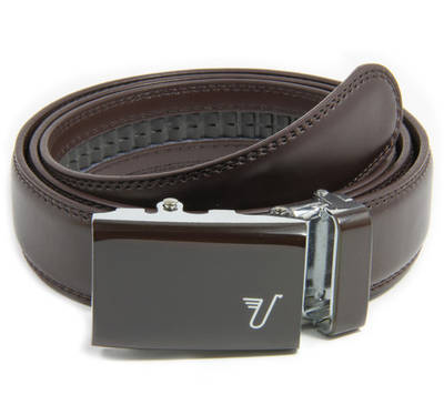 Mission Belt - Brown with Brown Buckle